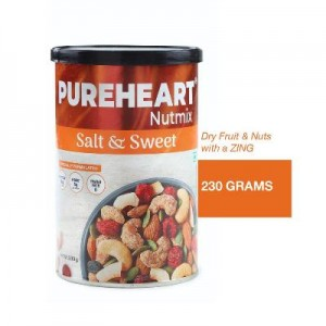 Pureheart NutMix SWEET & SALT 230gm