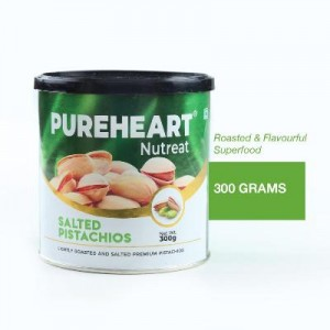 Pureheart Salted PISTA 180gm