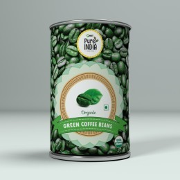 MRT Organic Green Coffee Beans 100g