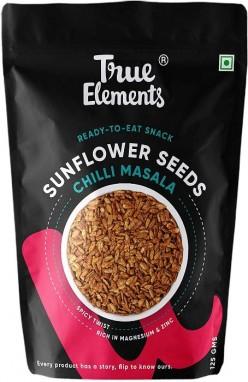 True Elements Chilli Masala Sunflower 125gm