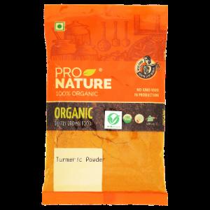 Pro Nature Organic Turmeric Powder 200 gms