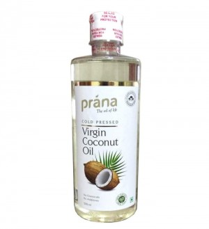 Prana  virgin coconut  oil  200ml