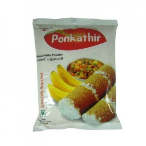 ponkathir wheat puttupodi, 500gm