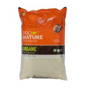 Pro Nature Organic Fine Ground Atta 5 kg