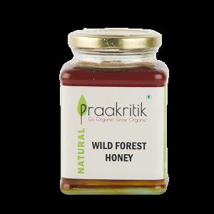Praakritik Wild Forest Honey Natural 500 gm